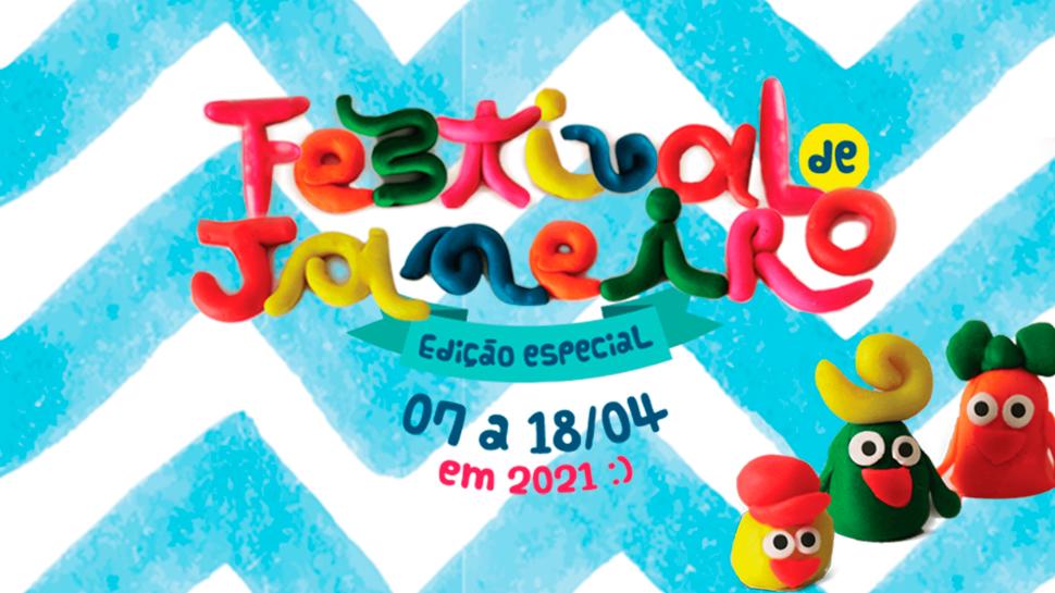 'Festival  de Janeiro - Edição Especial' divulga programação de peças teatrais