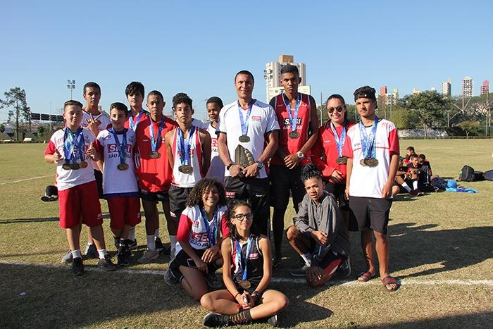 Liga de Treinamento SESI-SP de Atletismo