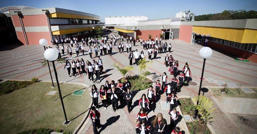 Escola SESI São Caetano - Processo Seletivo para vagas do 4º e 7º ano do Ensino Fundamental