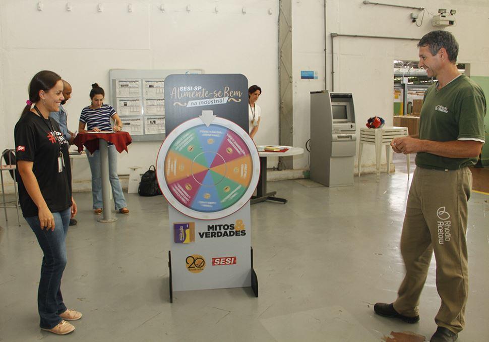 """Programa """"Alimente-se Bem"""" comemora 20 anos com ações de conscientização alimentar e combate ao desperdício de comida dentro das indústrias paulistas"""