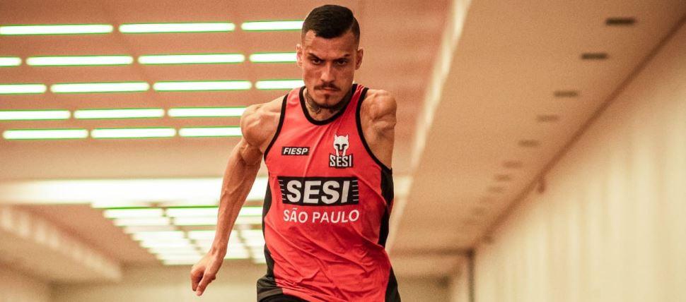 SESI Santo André abre inscrições para seletiva de Atletismo Paralímpico