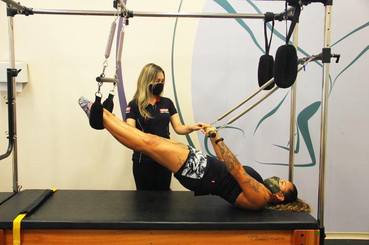 Estúdio Pilates no Sesi Santo André