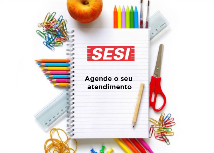 Escola SESI Santo André - Santa Terezinha: Agende o seu atendimento na secretaria escolar