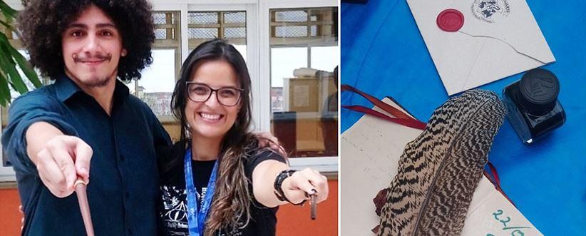"""Escola SESI Sumaré recebe palestra """"Sua Mente Cria seu Mundo Mágico"""""""