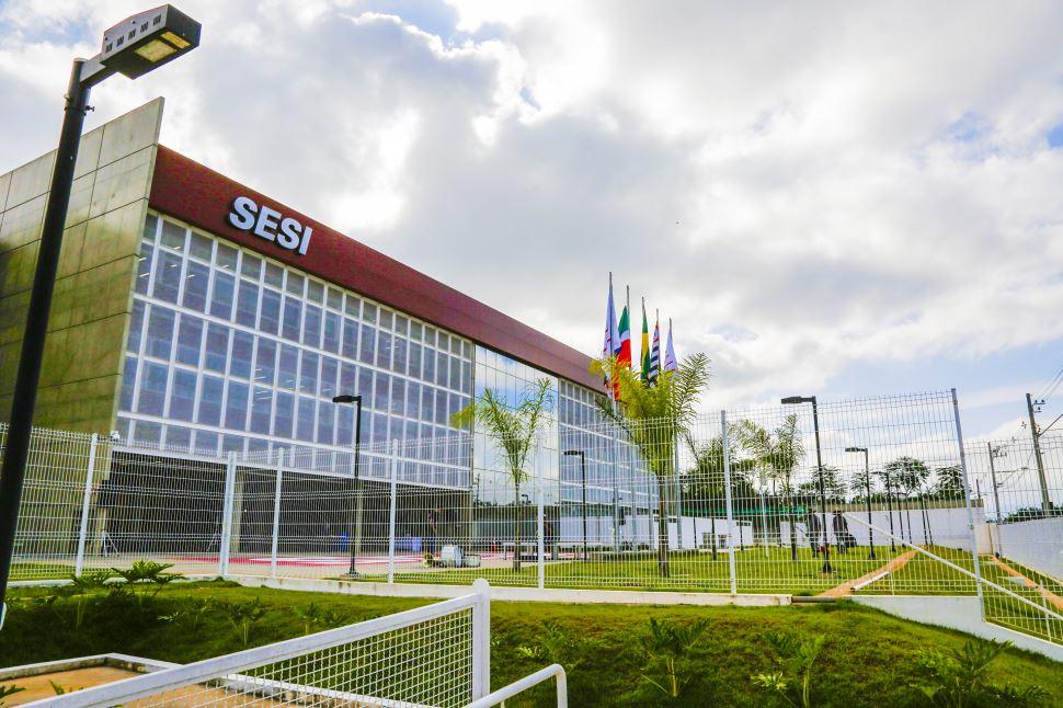 SESI Pindamonhangaba comemora 55 anos de atividades em 2019