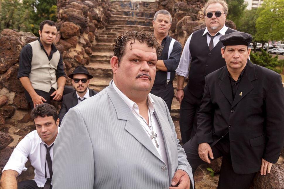 Banda Monallizza faz show no SESI Taubaté