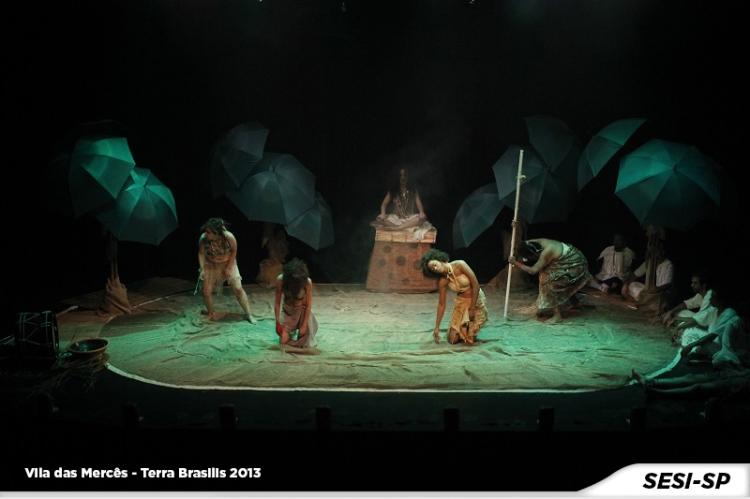 Vila das Merces - Terra brasilis - 2013