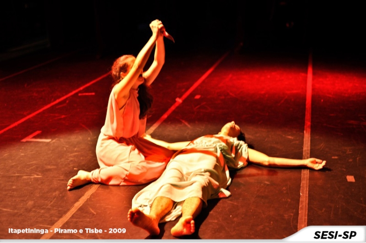 Itapetininga - Piramo e Tisbe - 2009