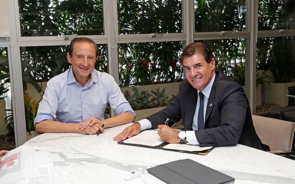 Sesi-SP e Prefeitura de Ribeirão Preto assinam escritura para doação de escola