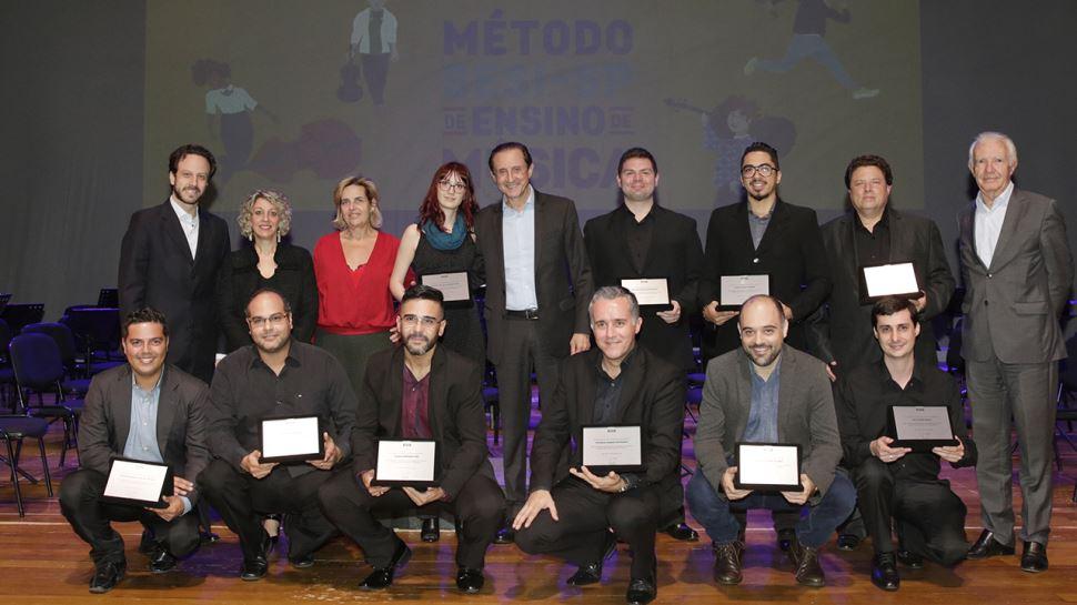 Método Sesi-SP de Ensino de Música foi lançado com concerto especial da orquestra Bachiana
