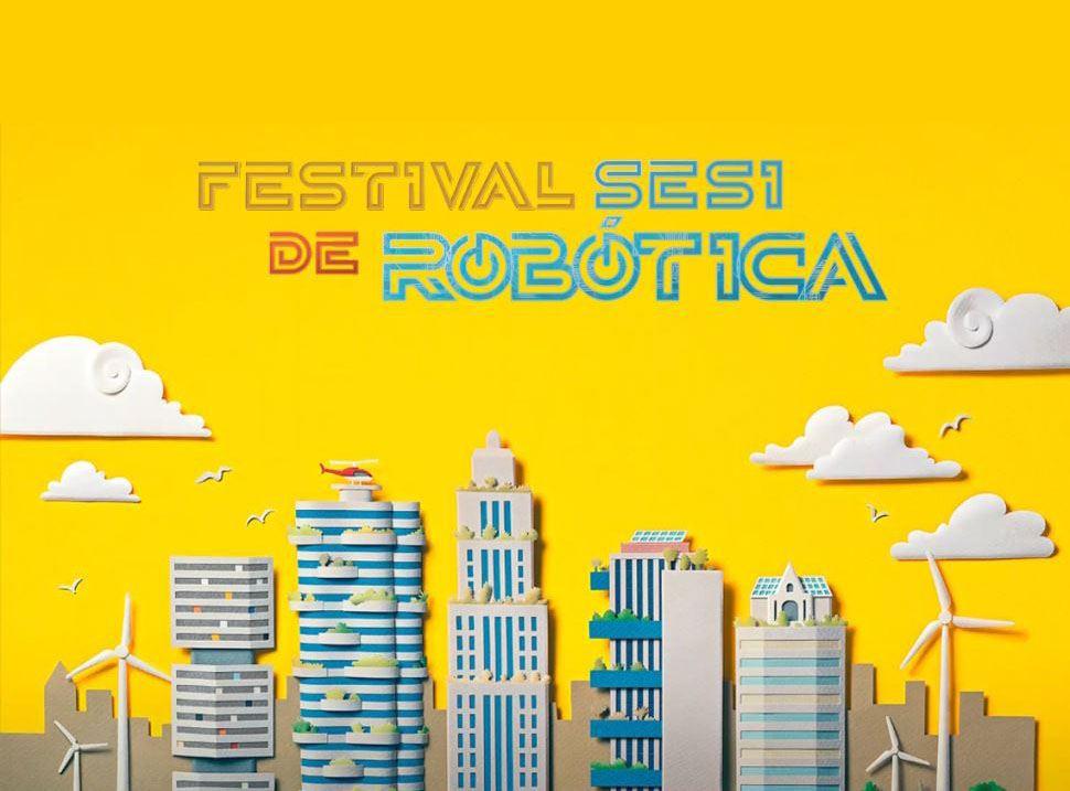 Sesi-SP participa de campeonato nacional de robótica com 14 equipes