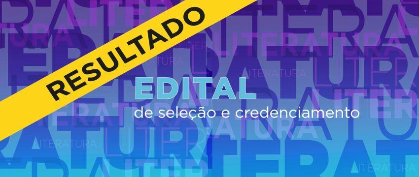 Credenciamento para Projetos Literários: confira a décima lista de habilitados