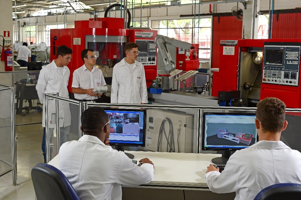 Tecnologia em Fabricação Mecânica