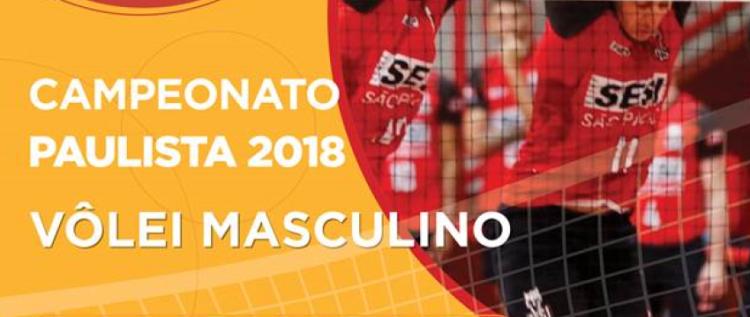 12 de agosto - Campeonato Paulista - SESI-SP x São José dos Campos