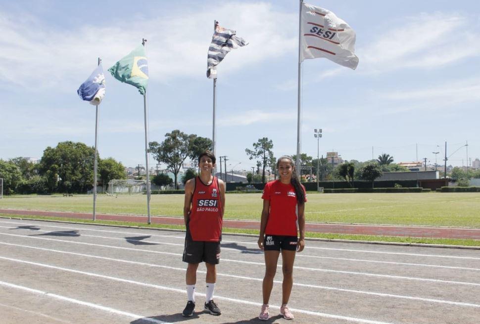 Atletas do SESI SP são convocados para integrar a Seleção Brasileira de Bobsled e Skeleton