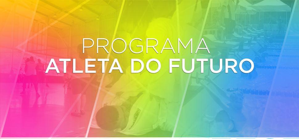 Programa Atleta do Futuro - Karatê, Skate (novas) e Natação