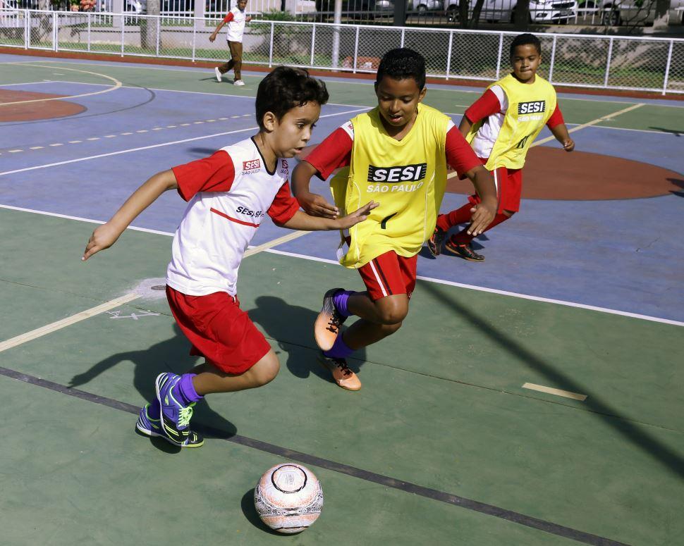 Programa Atleta do Futuro abre inscrições gratuitas para 2020