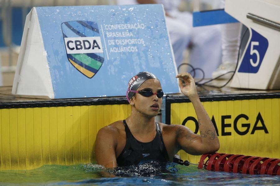 Etiene Medeiros fica com ouro na abertura do Troféu Brasil – Maria Lenk