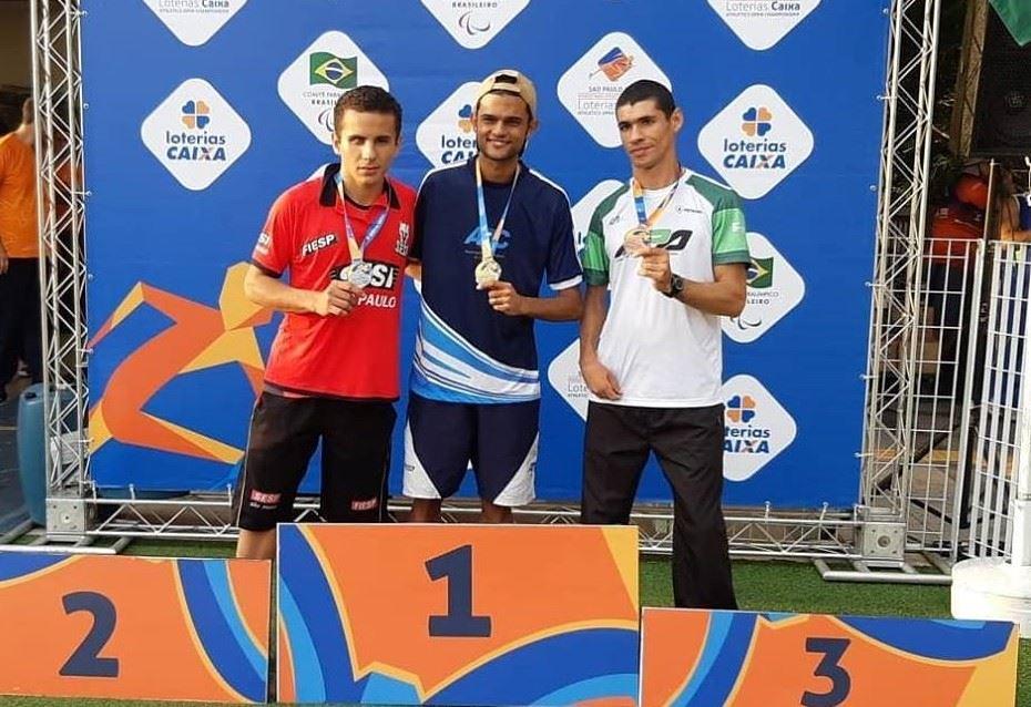 Participação em Torneio Internacional rende 11 medalhas para equipe de atletismo paralímpico Sesi-SP