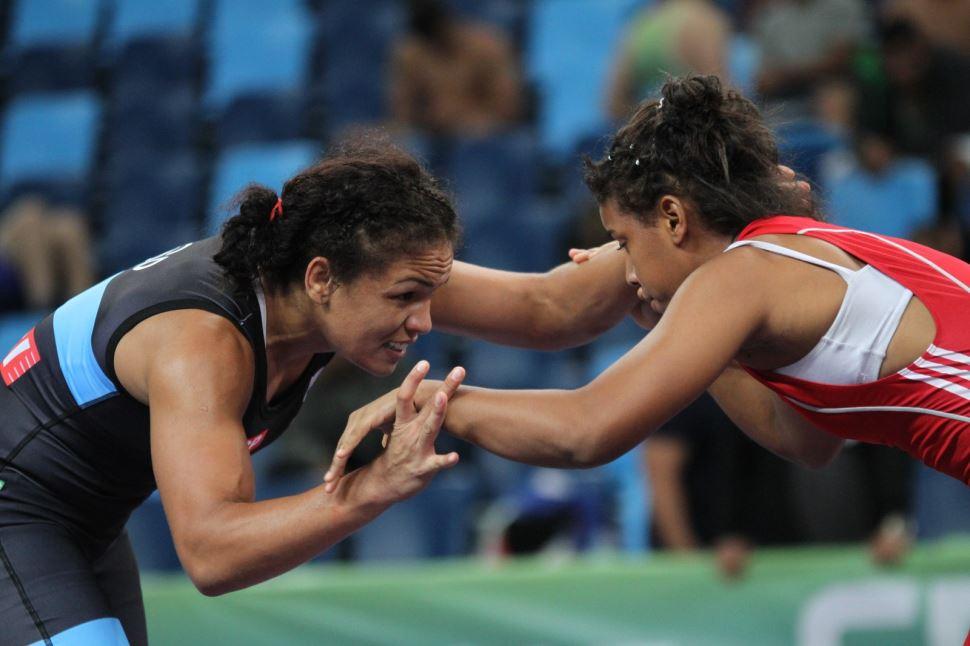 Aline Silva volta a brilhar e garante vaga para os Jogos Pan-Americanos