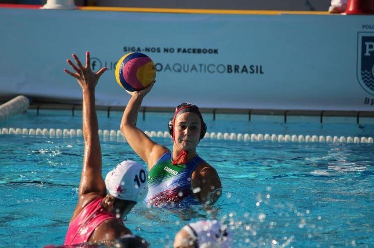 Polo aquático do Sesi - Brasil Open