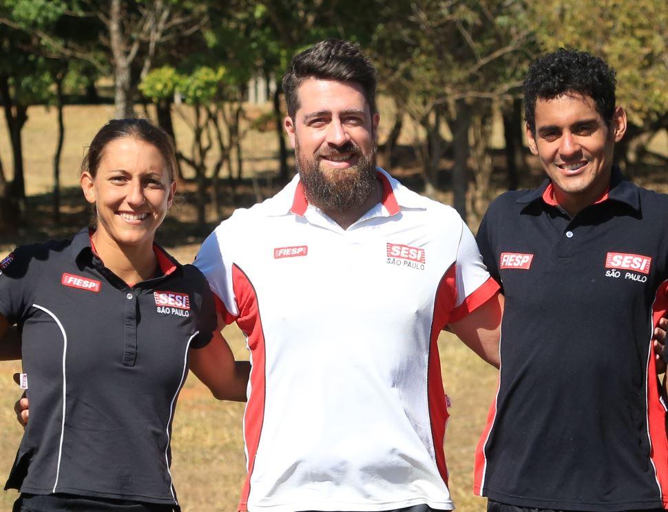 Triatletas do Sesi-SP garantem vaga para os Jogos Pan-americanos de Lima 2019