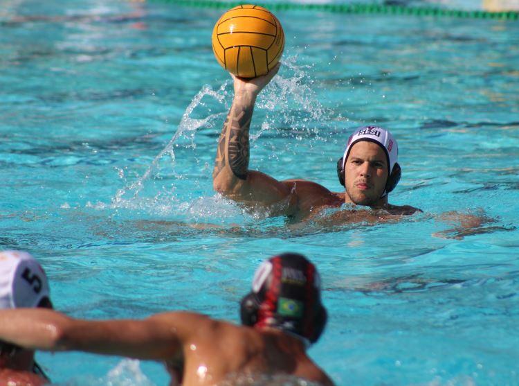 Mundial Esportes Aquáticos - Bernardo Reis