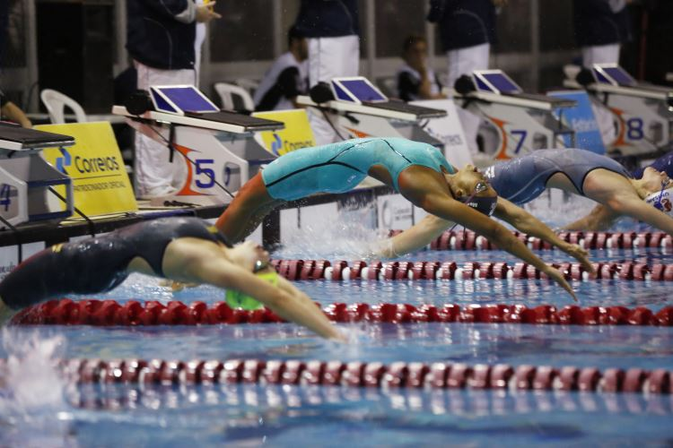 Mundial Esportes Aquáticos - Etiene Medeiros