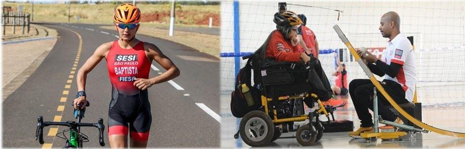 Sesi-SP tem 32 nomes em Lima para os Jogos Pan e Parapan-Americanos