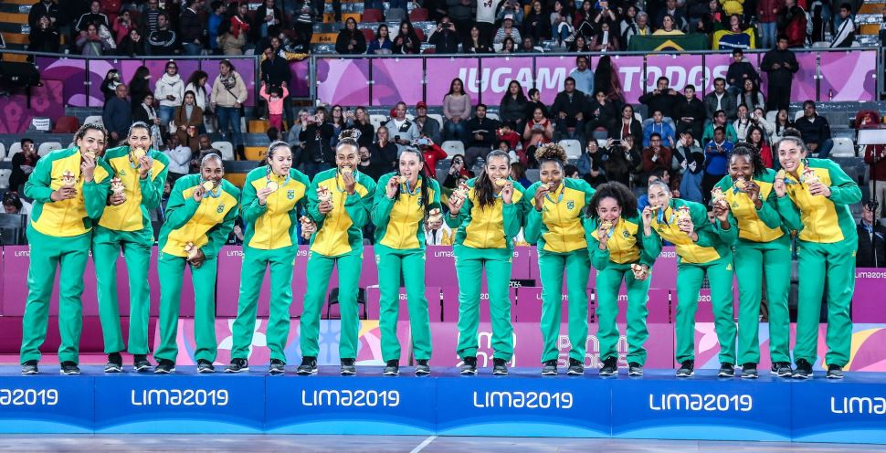 Atletas do Sesi-SP alcançam 100% de aproveitamento nos Jogos Pan-Americanos de Lima