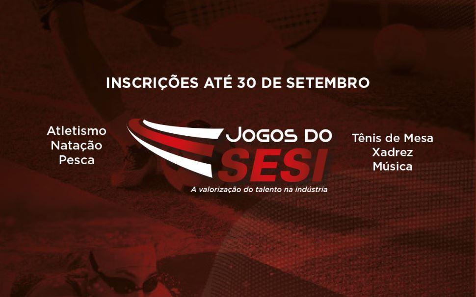 SESI-SP recebe inscrições de trabalhadores para participação em jogos esportivos
