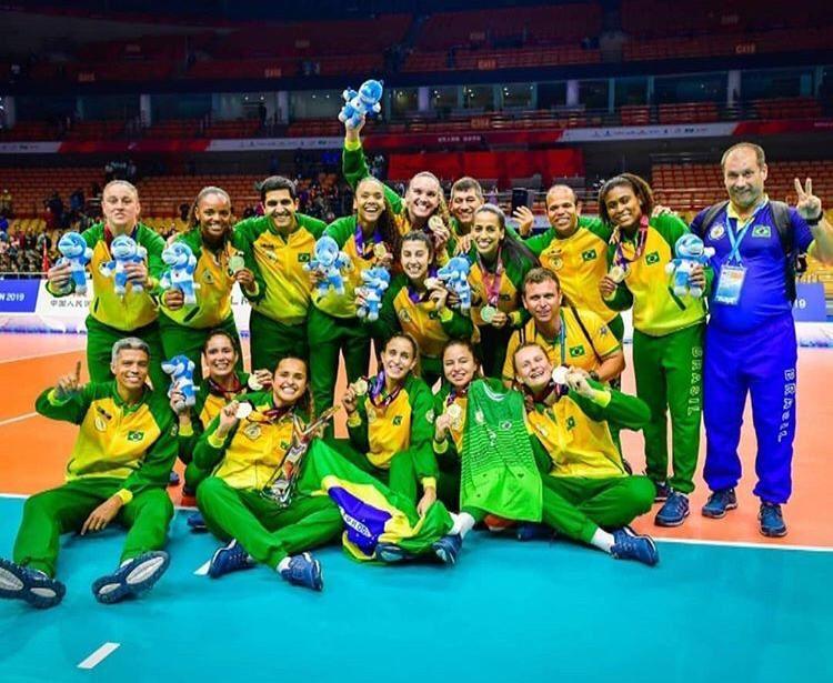 Atletas do Sesi-SP conquistam oito medalhas nos Jogos Mundiais Militares