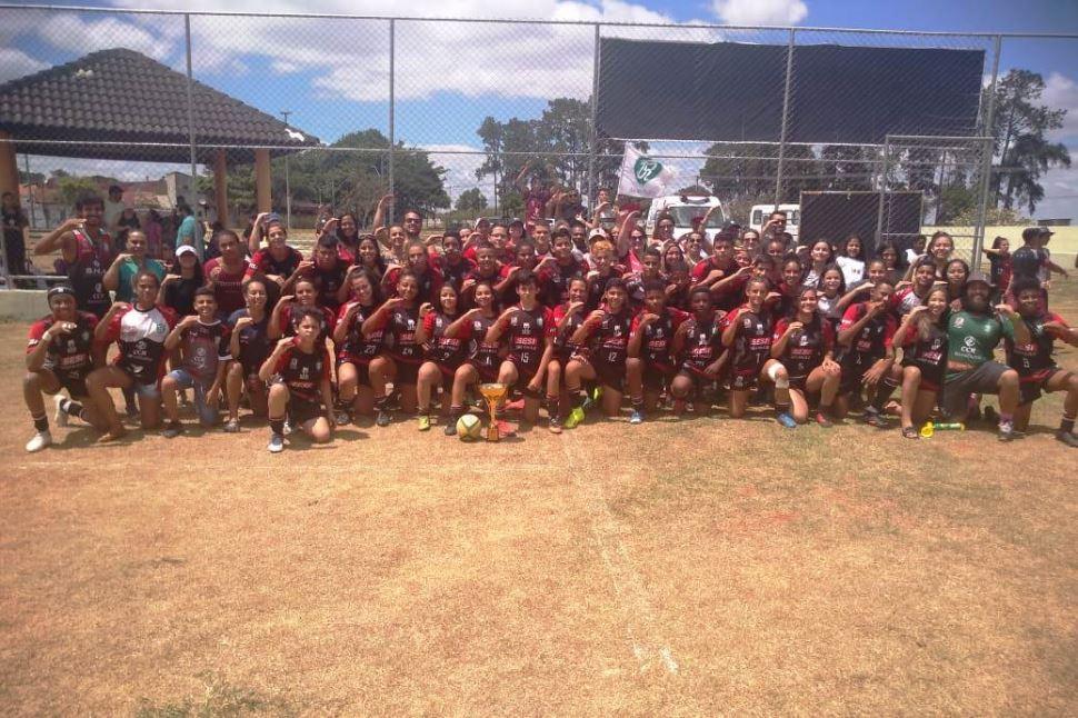 Sesi Jacareí Rugby conquista título do Campeonato Paulista M14