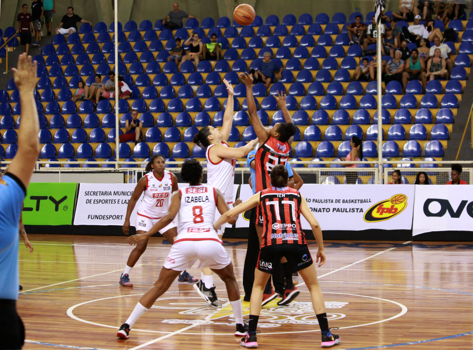 Sesi Araraquara garante vaga na semifinal do Campeonato Paulista