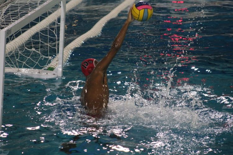 3º lugar_Gezira International Water Polo Tournament