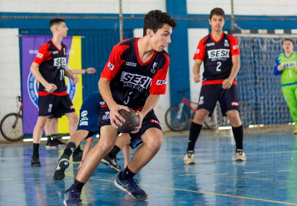 Sesi Araraquara abre inscrições para equipes masculinas de Handebol
