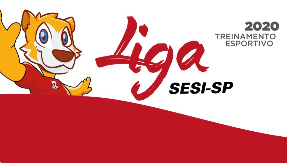 Sesi-SP dá início a sua maior competição esportiva, a Liga Sesi-SP Treinamento Esportivo