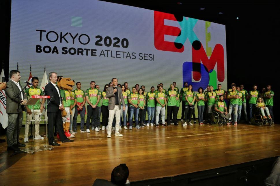 Sesi-SP premia Campeões da Indústria 2020 em grande encontro esportivo