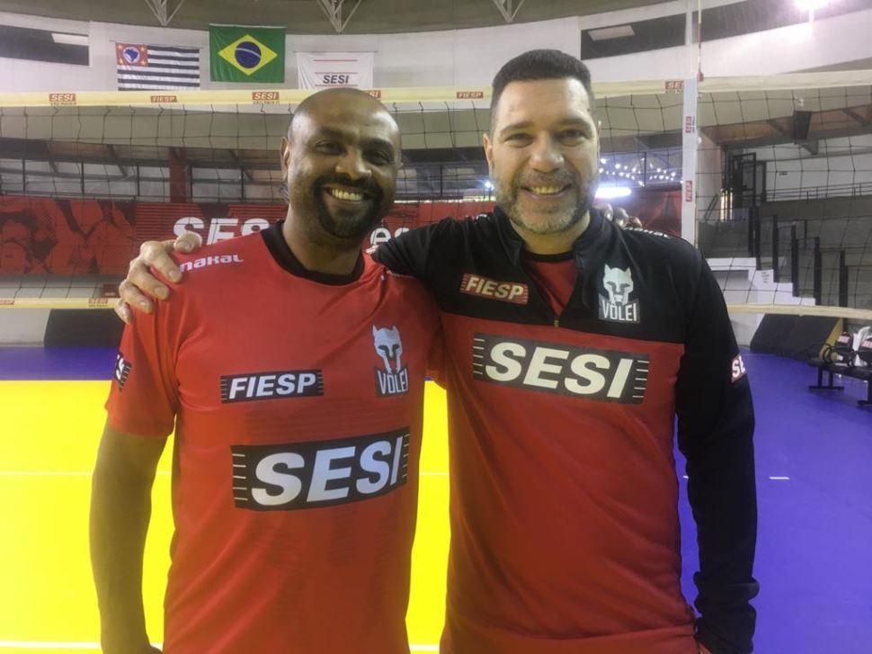 Anderson Rodrigues retorna para a Vila Leopoldina após 10 anos