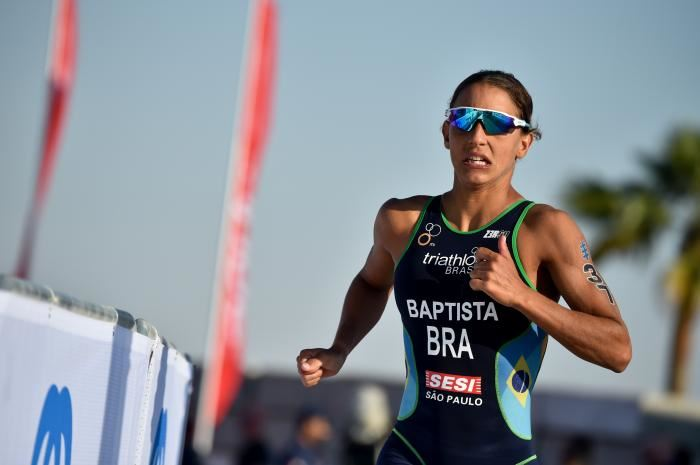 Triatleta do Sesi-SP conquista 4º lugar na Copa do Mundo de Valencia