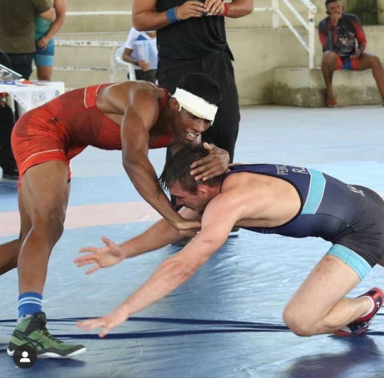 brasileiro senior wrestling
