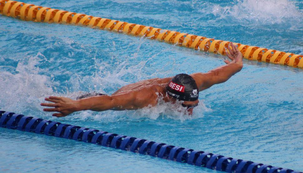 Matheus Gonche conquista melhor marca pessoal durante Seletiva Olímpica Brasileira de Natação