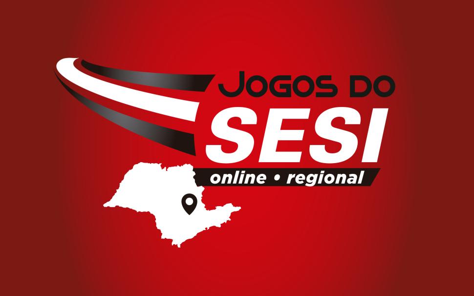 Jogos do Sesi 2021 online regional