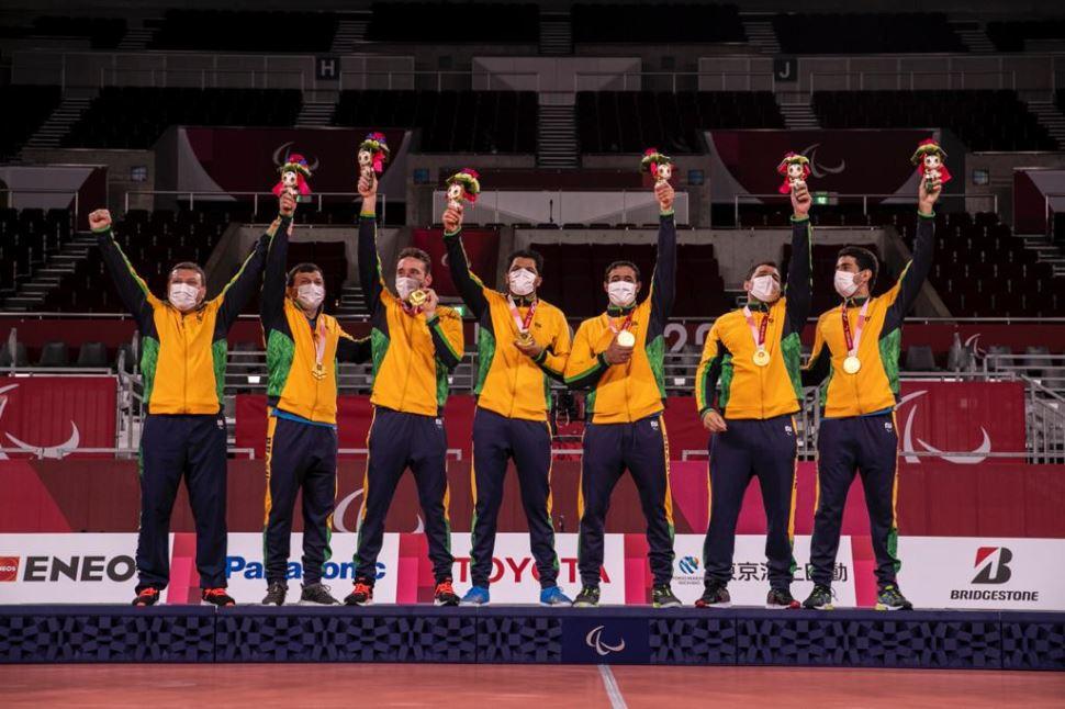 Atletas do Sesi-SP garantem ouro, prata e bronze nos Jogos Paralímpicos de Tóquio 2020