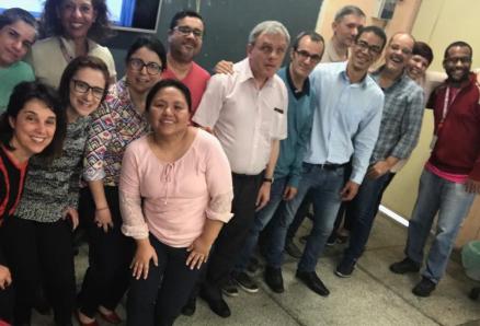 SESI-SP realiza ação formativa em parceria com Associação de Deficientes Visuais e Amigos (ADEVA)