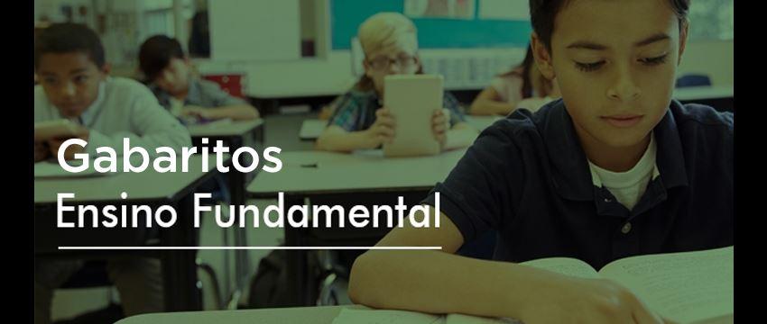 Confira os gabaritos das provas do Ensino Fundamental para 2019