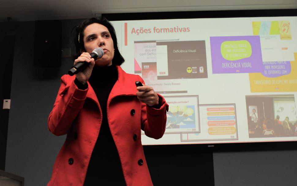 Em evento da Microsoft sobre Acessibilidade, SESI-SP se destaca como referência em inclusão escolar