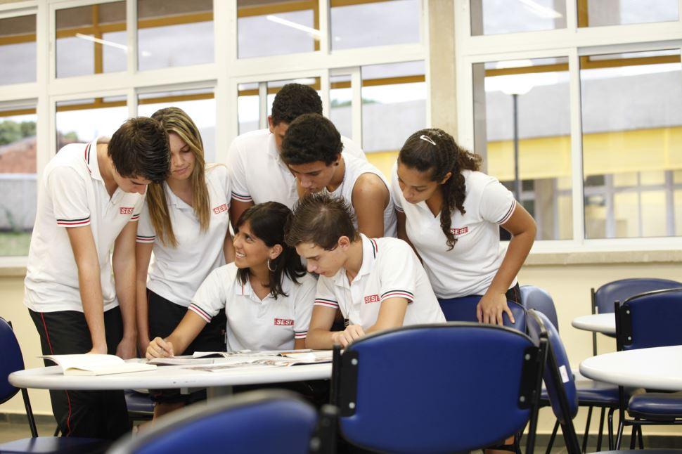 Proposta de ensino e aprendizagem do SESI-SP é alinhada aos principais vestibulares do país. Saiba mais!