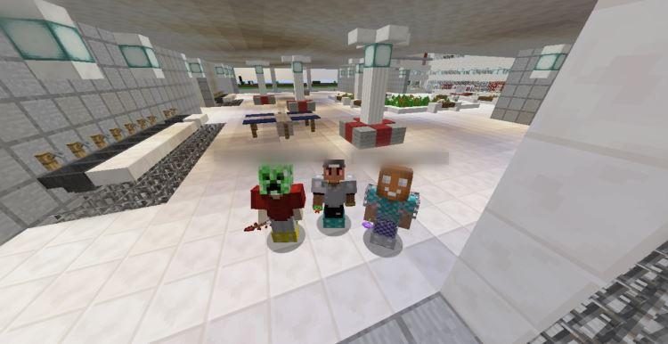 SESI Jundiaí_alunos Minecraft