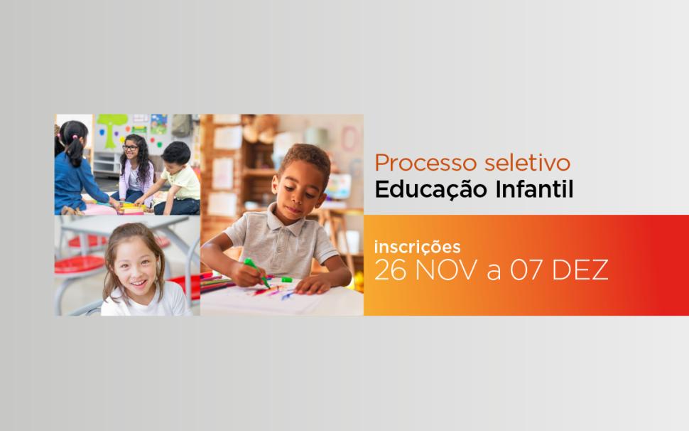 SESI-SP amplia atendimento da Educação Infantil para Suzano e São José do Rio Preto
